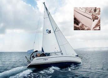 Rent a sailboat in Mykonos - Ocean Star 56.1- 6 cabins