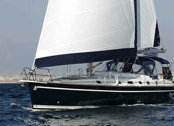 Rent a sailboat in Santorini - Ocean Star 56.1 - 5 cabins