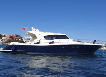 Rent a yacht in Club Náutico Ibiza - Gagliotta 52