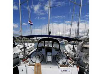 Rent a sailboat in ACI Marina Vodice - Sun Odyssey 419