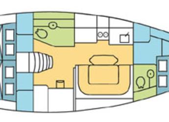 Alquilar velero Harmony 42 en Marina Le Marin, Le Marin