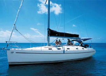 Rent a sailboat in Marina Le Marin - Harmony 42