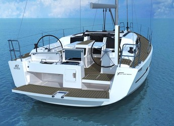 Alquilar velero Dufour 412 en Puerto del Rey Marina, Fajardo
