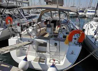 Rent a sailboat in Lefkas Nidri - Oceanis 43