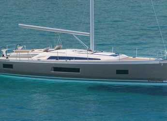 Rent a sailboat in Marina Kastela - Oceanis 46.1 - 5 cab.