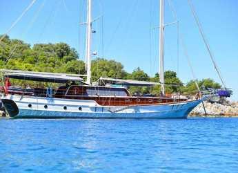 Louer goélette à Ece Marina - Mehmet Ayaz
