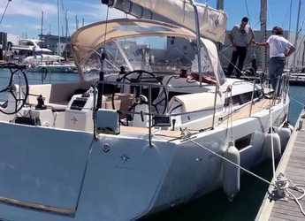 Rent a sailboat in Ece Marina - Sun Odyssey 440
