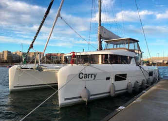 Rent a catamaran in Punat - Lagoon 42 - 3 cab version