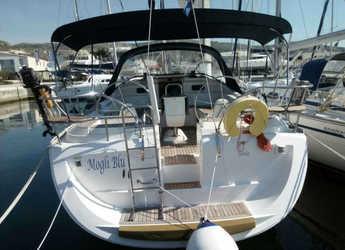 Louer voilier à Marina Kremik - Elan 434