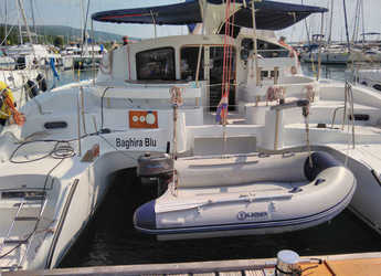 Rent a catamaran in Marina Kremik - Lavezzi 40
