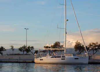 Rent a sailboat in Marina Kremik - Oceanis 41.1