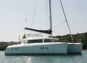 Rent a catamaran in Punat - Lagoon 420