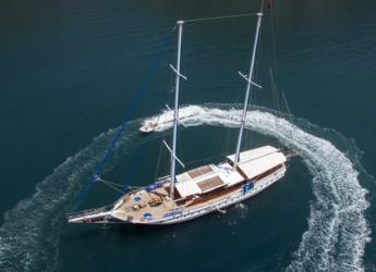 Louer goélette à Ece Marina - Gulet Yacht Duramaz