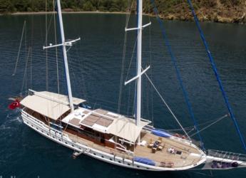 Louer goélette à Ece Marina - Gulet Yacht Kayhan 5