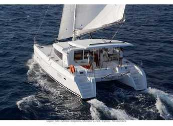 Rent a catamaran in Club Marina - Lagoon 420