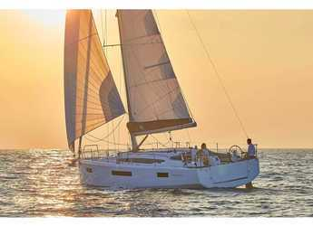 Chartern Sie segelboot in Orhaniye marina - Sun Odyssey 410