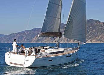 Chartern Sie segelboot in Orhaniye marina - Sun Odyssey 479