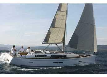 Chartern Sie segelboot in Orhaniye marina - Dufour 405 GL