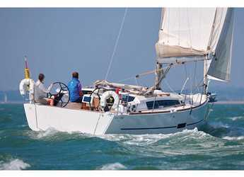 Chartern Sie segelboot in Orhaniye marina - Dufour 360 GL