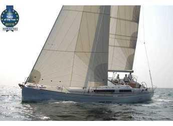 Chartern Sie segelboot in Orhaniye marina - Dufour 450 GL