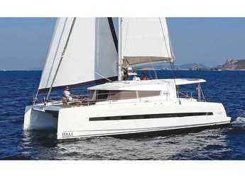 Rent a catamaran in Orhaniye marina - Bali 4.5