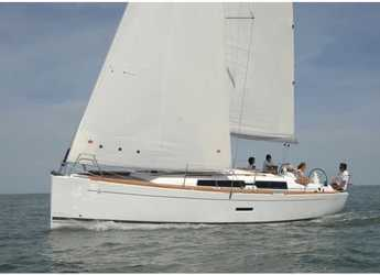 Chartern Sie segelboot in Orhaniye marina - Dufour 335 GL