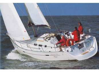 Rent a sailboat in Orhaniye marina - Oceanis 373