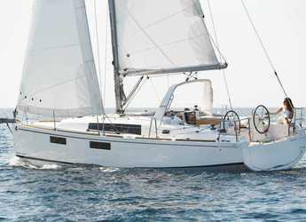 Chartern Sie segelboot in Porto Capo d'Orlando Marina - Oceanis 35.1