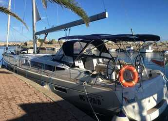 Rent a sailboat in Marina Trapani - Sun Odyssey 519