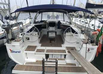 Rent a sailboat in Marina d'Arechi - Oceanis 48
