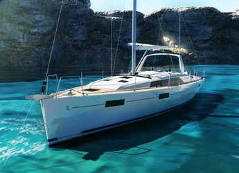 Chartern Sie segelboot in Porto Capo d'Orlando Marina - Oceanis 41.1