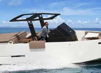 Chartern Sie motorboot in Marina el Portet de Denia - De Antonio 33 Open