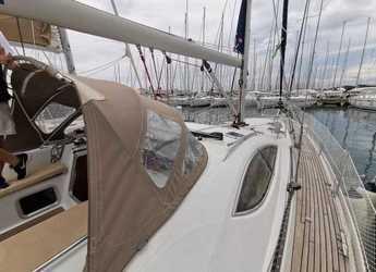Rent a sailboat in Marina Gouvia - Sun Odyssey 54DS
