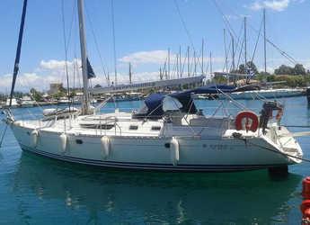 Rent a sailboat in Marina Gouvia - Sun Odyssey 45.2