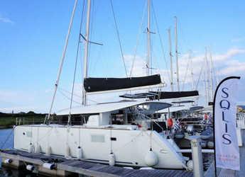 Rent a catamaran in Marina Gouvia - Lagoon 450 Sport