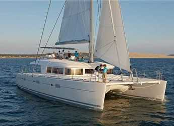 Rent a catamaran in Preveza Marina - Lagoon 620