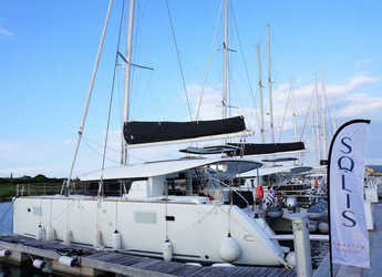 Rent a catamaran in Marina Gouvia - Lagoon 450