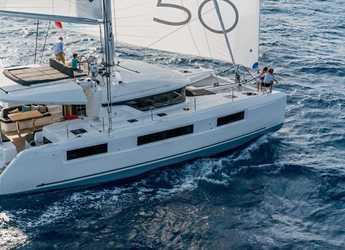 Rent a catamaran in Preveza Marina - Lagoon 50