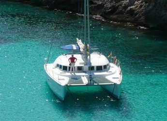Rent a catamaran in Marina Ibiza - Lagoon 400
