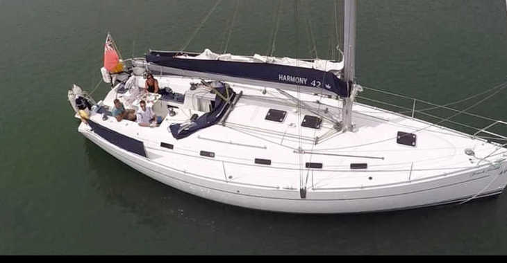 Rent a sailboat in Port Roses - Harmony 42