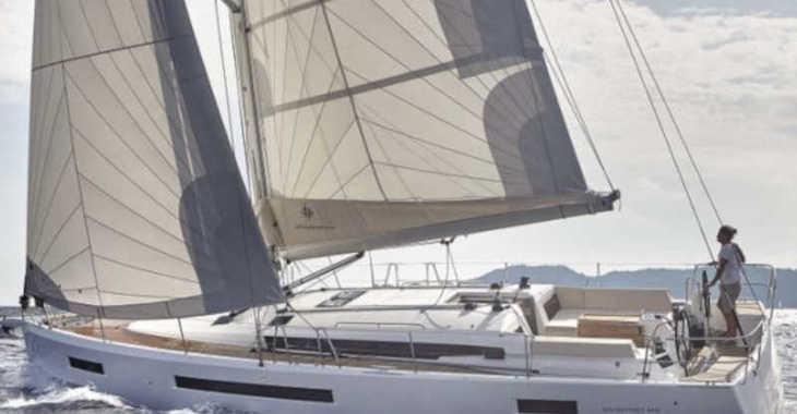 Rent a sailboat in Paros - Sun Odyssey 490