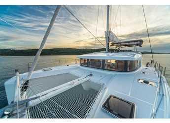 Chartern Sie katamaran in Marina Skiathos  - Lagoon 42_2020