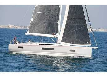 Rent a sailboat in Marina Skiathos  - Oceanis 46.1