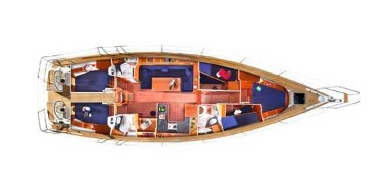 Rent a sailboat in Mykonos - Bavaria 51 Cruiser_2018