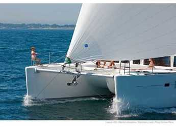 Rent a catamaran in Volos - Lagoon 450  Flybridge_2020