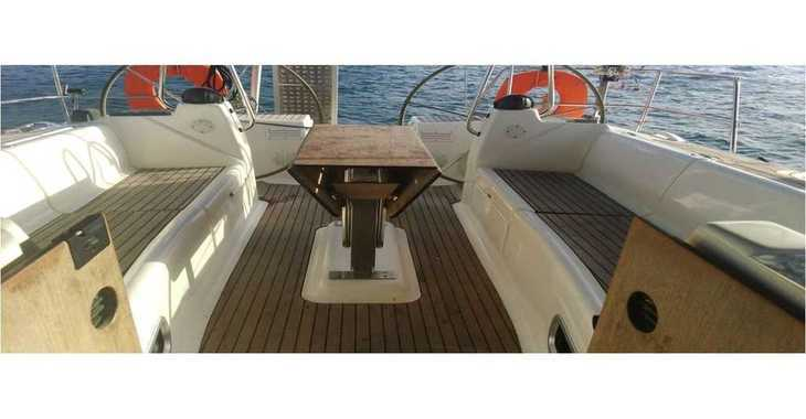Rent a sailboat in Paroikia - Bavaria 47 Cruiser_2009