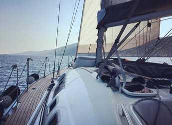 Chartern Sie segelboot in Marina Skiathos  - Oceanis 46_2011