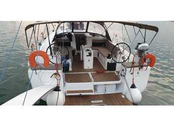 Chartern Sie segelboot in Volos - Sun Odyssey 490_2019
