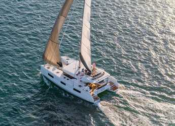 Rent a catamaran in Marina Skiathos  - Lagoon 46 _2020