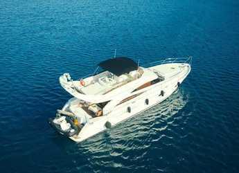 Rent a motorboat in Marina Gouvia - Princess 61